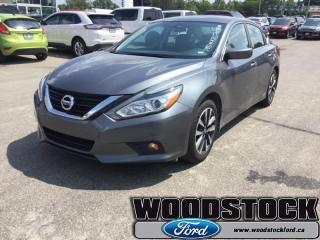 Used 2017 Nissan Altima 2.5  -  Bluetooth -  Cruise Control for sale in Woodstock, ON