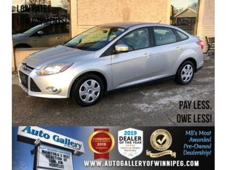 Used 2013 Ford Focus SE *Local Trade/B.tooth/Htd Seats for sale in Winnipeg, MB