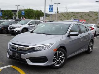 Used 2016 Honda Civic SEDAN LX for sale in Richmond, BC