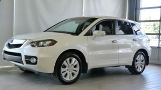 Used 2011 Acura RDX PREMIUM ** SH-AWD ** for sale in Blainville, QC