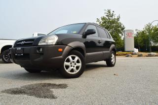 Used 2005 Hyundai Tucson GL PL/PW/AUTO/LEATHER/ROOF/4 for sale in Coquitlam, BC