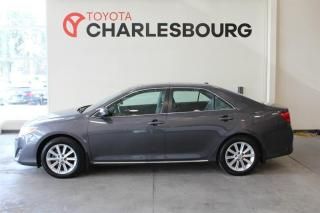 Used 2014 Toyota Camry XLE for sale in Québec, QC
