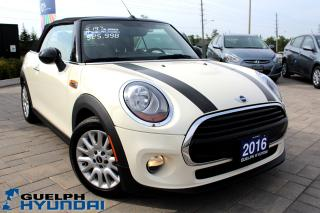 Used 2016 MINI Cooper Base for sale in Guelph, ON