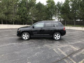 Used 2016 Jeep Compass HIGH ALTITUDE 4x4 for sale in Cayuga, ON