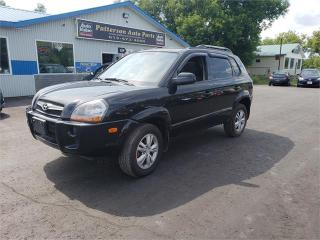 Used 2009 Hyundai Tucson FWD Safetied We Finance GL for sale in Madoc, ON