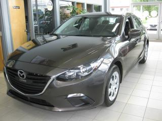 Used 2016 Mazda MAZDA3 GX CAMERA CRUSE for sale in Trois-rivieres, QC