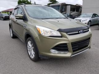 Used 2013 Ford Escape SEL for sale in Kemptville, ON