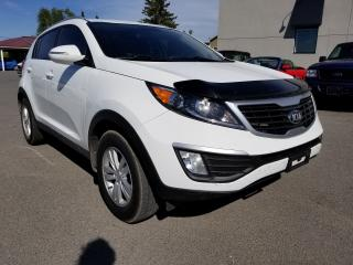 Used 2013 Kia Sportage LX for sale in Kemptville, ON