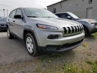 Used 2015 Jeep Cherokee Sport for sale in Kemptville, ON