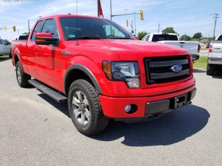 Used 2014 Ford F-150 FX4 for sale in Kemptville, ON