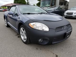 Used 2008 Mitsubishi Eclipse Spyder GS Convertible for sale in Kemptville, ON