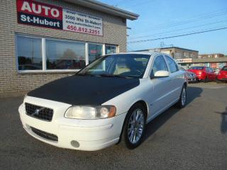 Used 2005 Volvo S60 T5 AWD for sale in Saint-hubert, QC