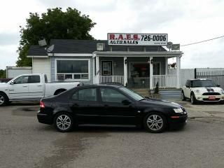 Used 2007 Saab 9-3 6 SPD. LEATHER for sale in Barrie, ON