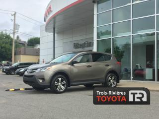Used 2013 Toyota RAV4 LE - MAGS - A/C - BLUETOOTH for sale in Trois-rivieres, QC