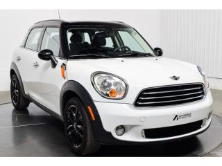 Used 2014 MINI Cooper Countryman Cuir Toit Pano Mags for sale in Île-Perrot, QC