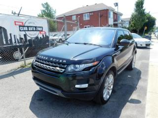 Used 2015 Land Rover Evoque Prestige Awd Toit for sale in Longueuil, QC