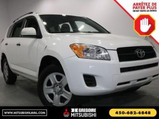 Used 2009 Toyota RAV4 BASE AWD A/C CRUISE for sale in Laval, QC