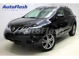 Used 2012 Nissan Murano Le 3.5l Platinum for sale in St-hubert, QC