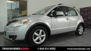 Used 2008 Suzuki SX4 JLX AWD mags air climatisé for sale in Trois-rivieres, QC