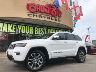 Used 2018 Jeep Grand Cherokee Limited for sale in Scarborough, ON