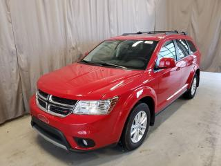 Used 2017 Dodge Journey SXT for sale in Rouyn-Noranda, QC