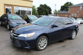 Used 2015 Toyota Camry LE for sale in Brampton, ON
