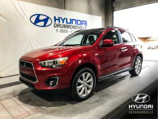 Used 2013 Mitsubishi RVR GT AWD + GARANTIE + TOIT + MAGS + WOW ! for sale in Drummondville, QC