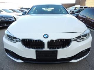 Used 2014 BMW 428i xDRIVE, SPORT PACK, NAVI, BACK UP CAMERA, SUNROOF for sale in Mississauga, ON