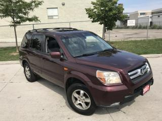 Used 2007 Honda Pilot EX-L for sale in North York, ON