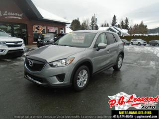 Used 2013 Mazda CX-5 Gx à Traction for sale in St-Prosper, QC