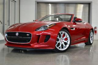 Used 2015 Jaguar F-Type S Performance Pack for sale in Laval, QC
