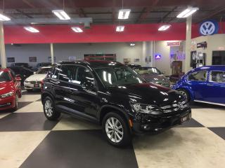 Used 2014 Volkswagen Tiguan 2.0TSI COMFORTLINE AUT0 AWD LEATHER PANO/ROOF 109K for sale in North York, ON
