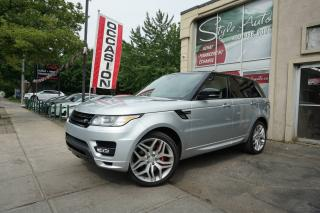 Used 2015 Land Rover Range Rover Sport SC Autobiography Dynamic V8 4 portes 4RM for sale in Laval, QC