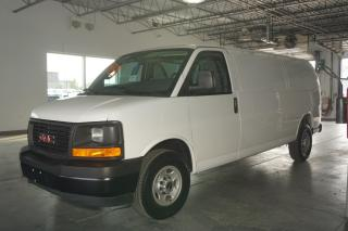 Used 2017 GMC Savana CARGO 2500 Allongée-A/c for sale in Montréal, QC