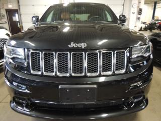 Used 2015 Jeep Grand Cherokee SRT, LANE ASSIST, NAVI, BACK UP CAMERA for sale in Mississauga, ON