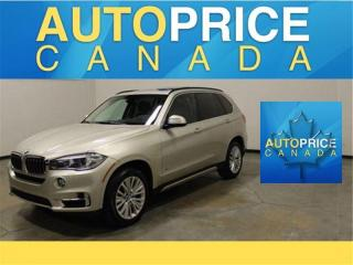 Used 2014 BMW X5 35i|NAVIGATION|PANOROOF| for sale in Mississauga, ON