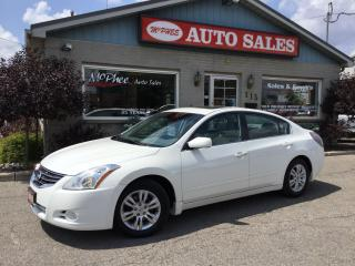 Used 2011 Nissan Altima 2.5 S for sale in London, ON