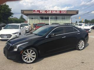 Used 2013 Cadillac ATS Luxury for sale in Mississauga, ON