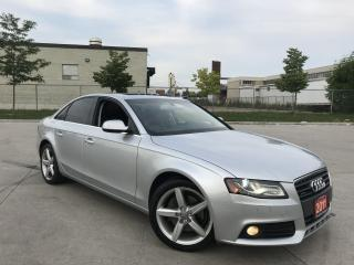 Used 2011 Audi A4 2.0T PREMIUM for sale in Toronto, ON