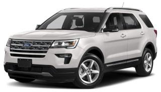 New 2018 Ford Explorer LIMITED for sale in Calgary, AB