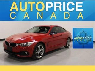 Used 2014 BMW 428i xDrive XDrive|NAVIGATION|MOONROOF for sale in Mississauga, ON