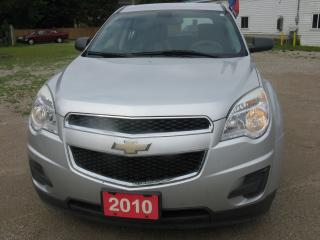 Used 2010 Chevrolet Equinox cloth for sale in Ailsa Craig, ON
