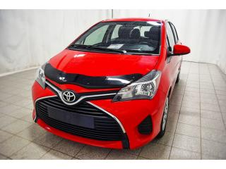 Used 2015 Toyota Yaris Le, A/c, Bluetooth for sale in Quebec, QC