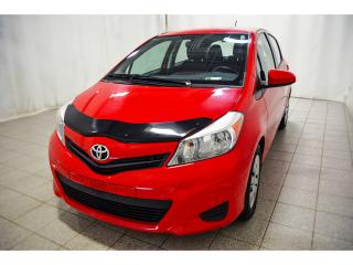 Used 2014 Toyota Yaris Le, Bluetooth, A/c for sale in Quebec, QC
