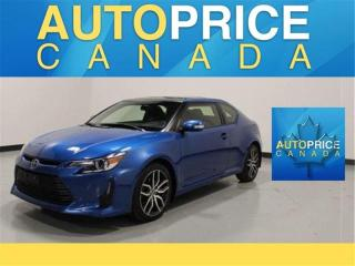Used 2014 Scion tC PANORAMIC ROOF|NAVIGATION for sale in Mississauga, ON