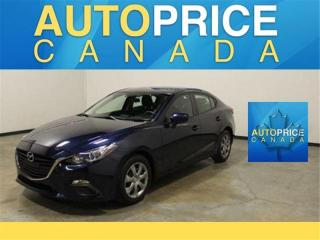Used 2015 Mazda MAZDA3 GX|AIR CONDTION|COMFORT PACKAGE for sale in Mississauga, ON