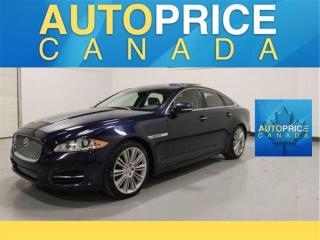 Used 2014 Jaguar XJ 3.0L|AWD|NAVIGATION AND MORE for sale in Mississauga, ON