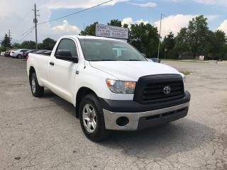 Used 2009 Toyota Tundra for sale in Komoka, ON