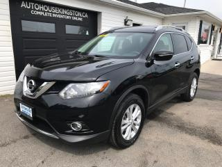 Used 2014 Nissan Rogue SV for sale in Kingston, ON