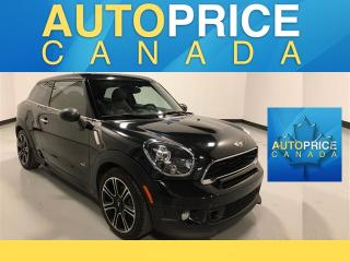 Used 2014 MINI Paceman Cooper S|LEATHER|PANOROOF for sale in Mississauga, ON